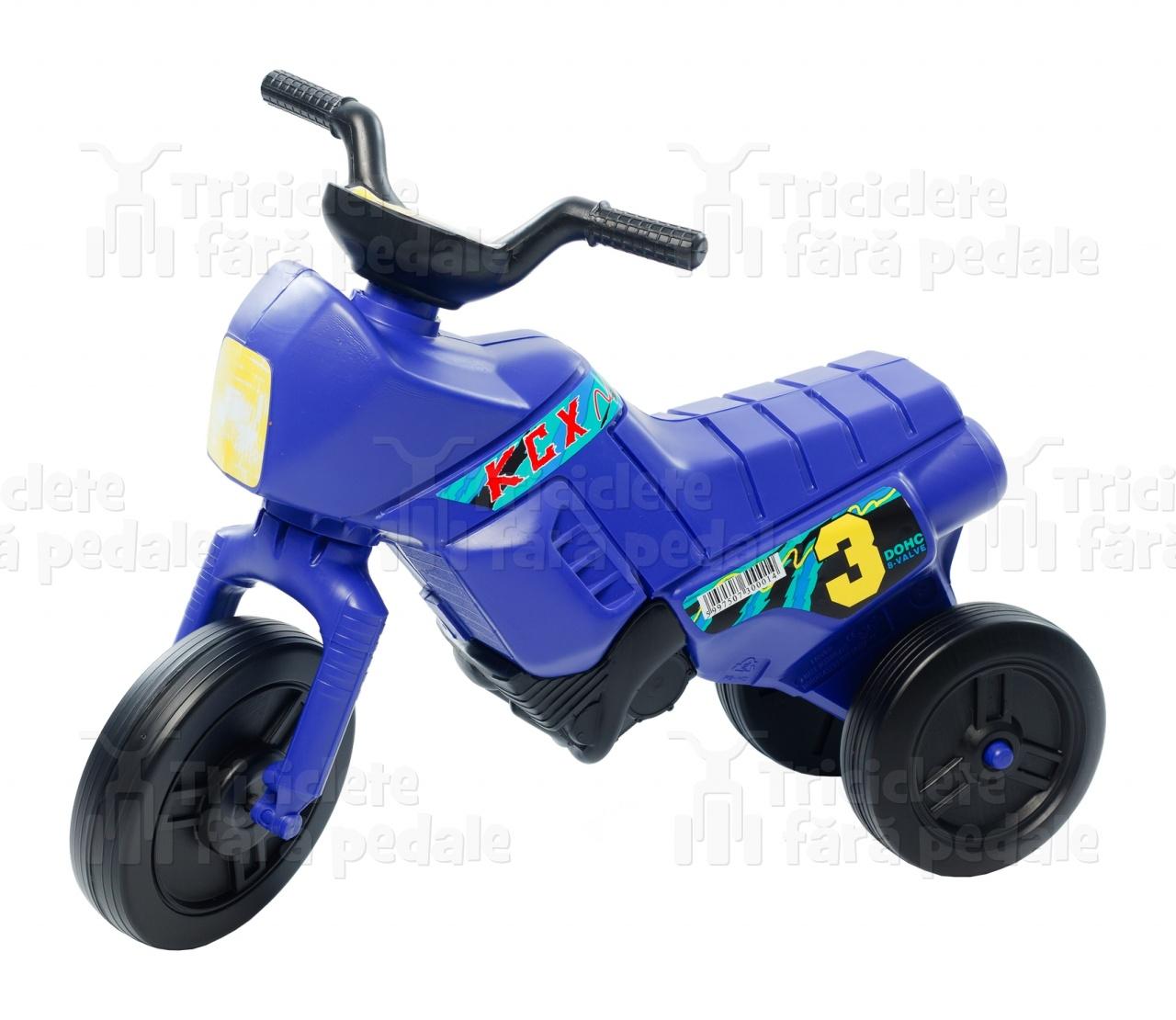 Product #13 image - Tricicletă fără pedale MINI, albastru-negru