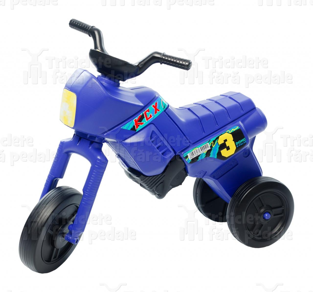 Product #14 image - Tricicletă fără pedale MAXI, albastru-negru