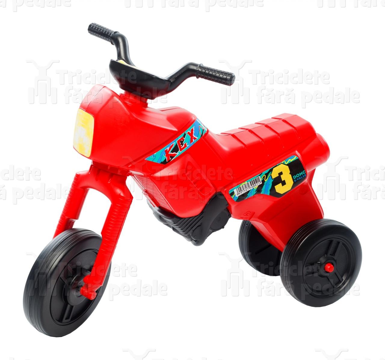 Product #2 image - Tricicletă fără pedale MAXI, roșu