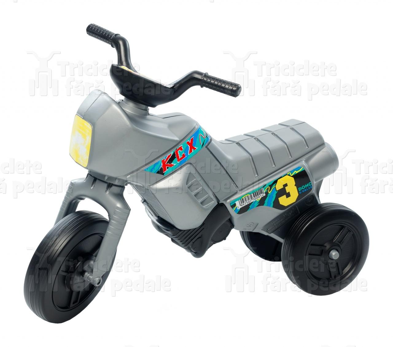 Product #21 image - Tricicletă fără pedale mini, argintiu-negru