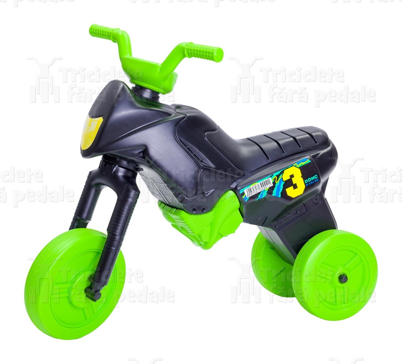 Product #28 image - Tricicletă fără pedale MAXI, negru-verde