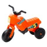 Tricicletă fără pedale mini, portocaliu-negru