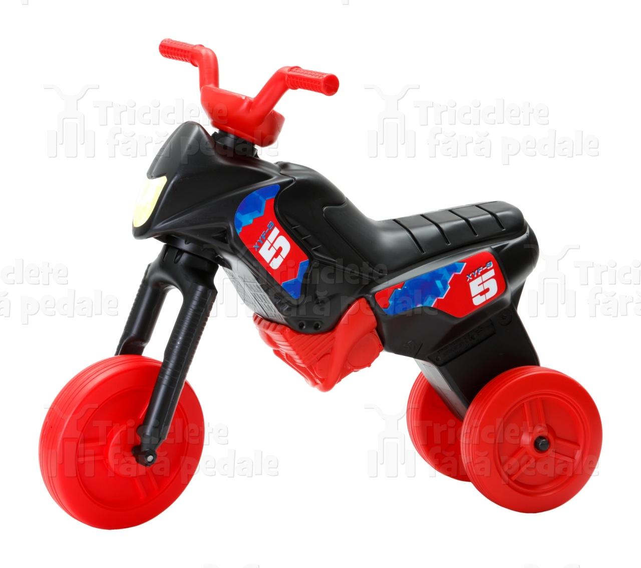 Product #49 image - Tricicletă fără pedale MAXI, negru-roșu