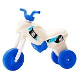 Tricicletă fără pedale MAXI, pearl-albastru