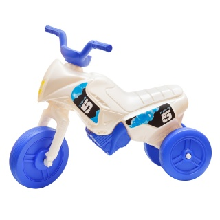 Tricicletă fără pedale MINI, pearl-albastru