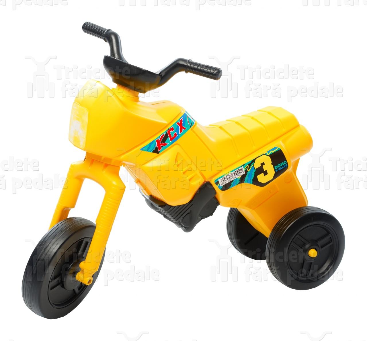 Product #6 image - Tricicletă fără pedale MAXI, galben-negru