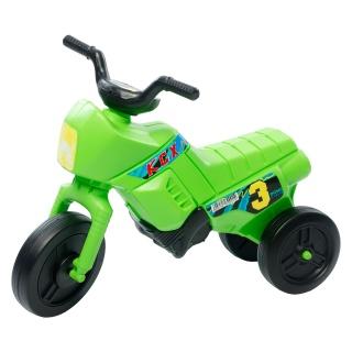 Tricicletă fără pedale mini, verde deschis
