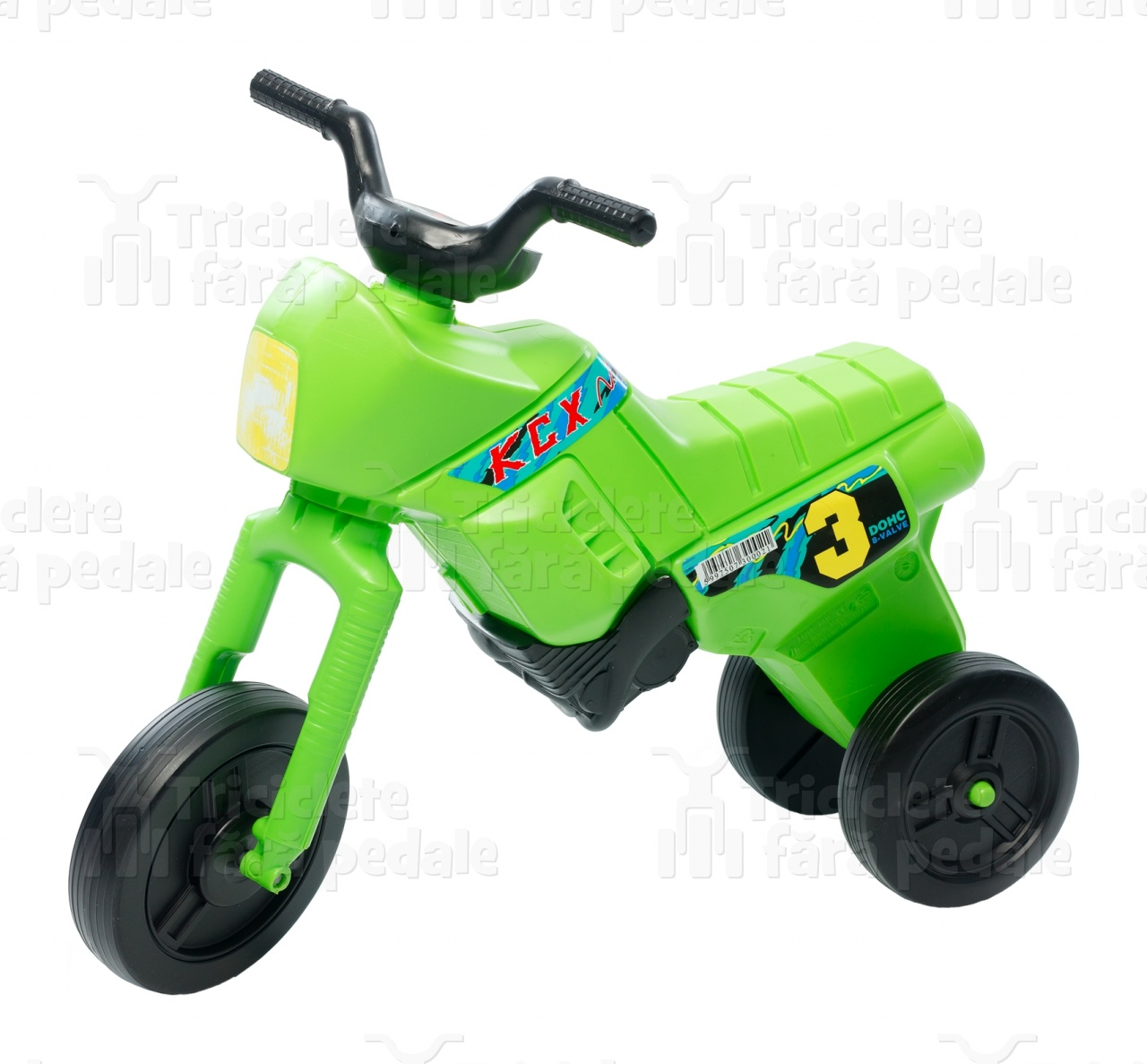 Product #8 image - Tricicletă fără pedale MAXI, verde deschis